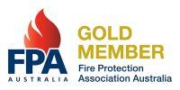 FPA logo gold member